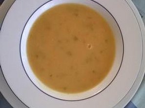 Polévka z červené čočky - jednoduchá a rychlá