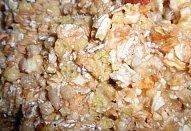 Müsli cukroví nebo tyčinky bez pečení
