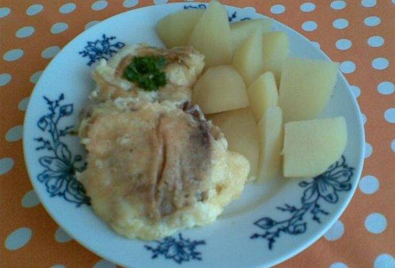 Hovězí řízky obalované sýrem photo-0