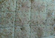 Bramborové placky pečené v kuse