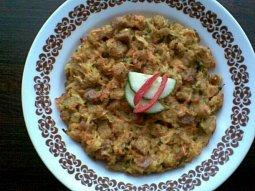 Chlebovo-zeleninová mňamka