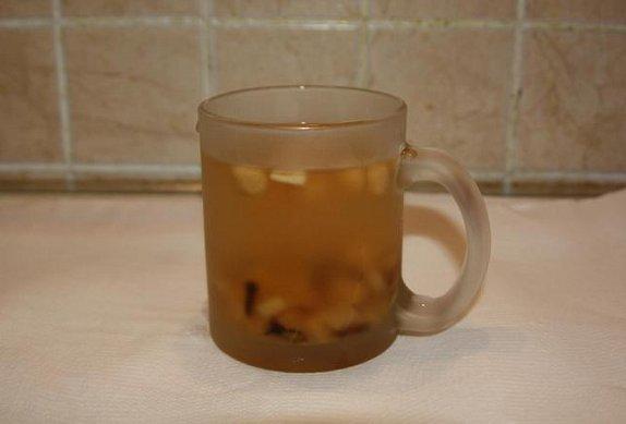 Pečený čaj - hruškový