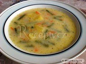 Fazolková polévka II.