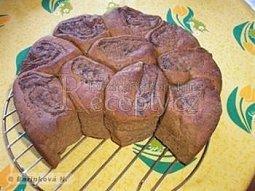 Růžicový celozrnný koláč