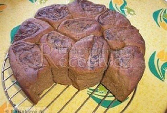 Růžicový celozrnný koláč photo-0