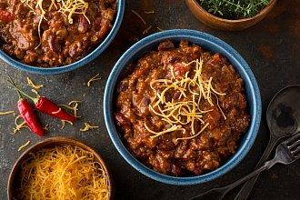 Recept na chilli con carne – postup přípravy, suroviny a více variant receptu