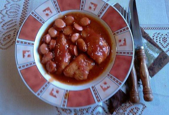 Kečupové řízečky à la Daniel photo-0
