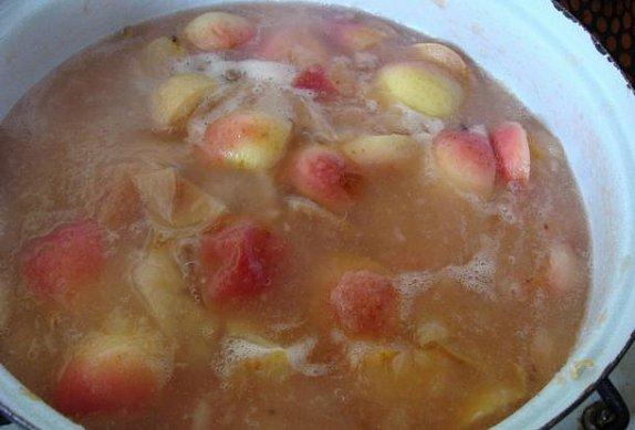 Jablečná přesnídávka