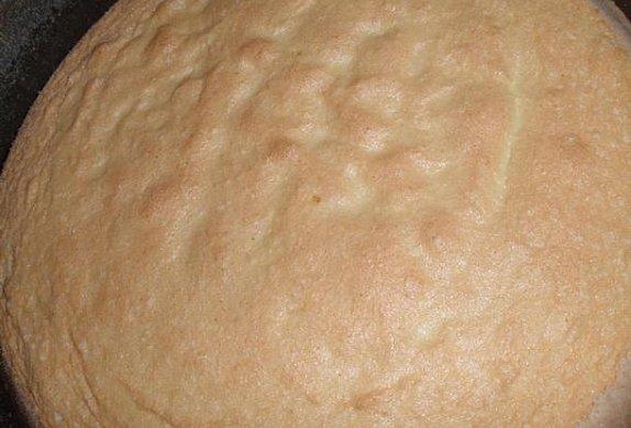 Borůvkový dort