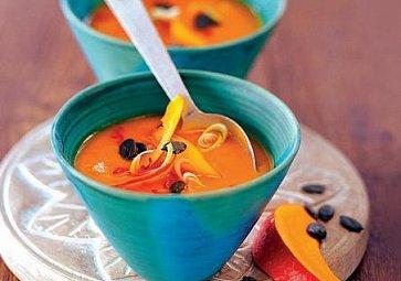 Lehké polévky na zahřátí i na hubnutí