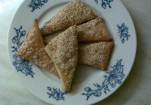 Sezamové trojhránky