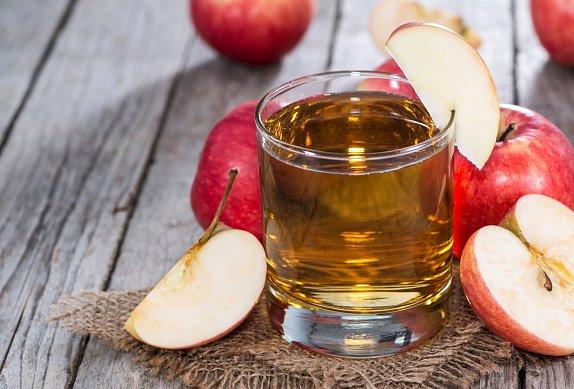 Nanuk jablečný s ostružinami
