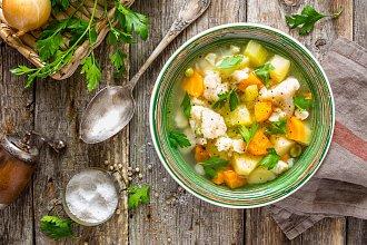 Recept na zeleninový vývar – postup přípravy, suroviny a více variant receptu