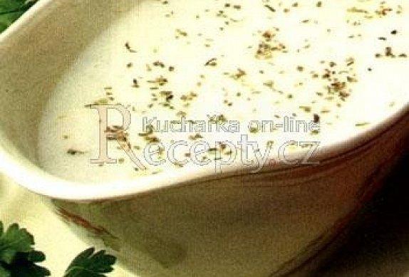 Omáčka z plísňového sýra