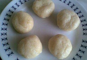 Chlupaté knedlíky ze solamylu