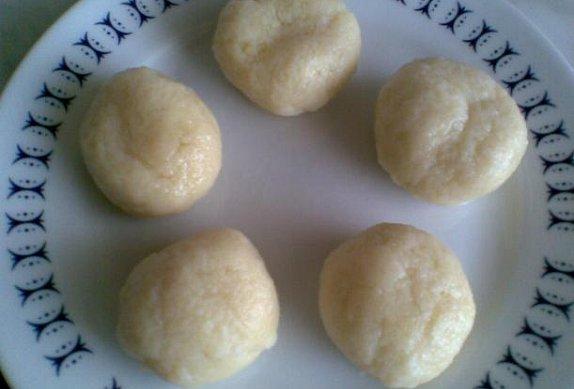 Chlupaté knedlíky ze solamylu photo-0