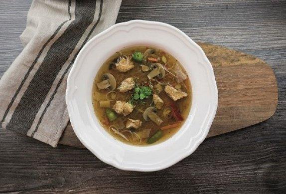 Asijská polévka