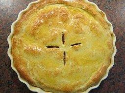 Apple pie - anglický jablkový koláč