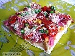 Pizza - základní těsto