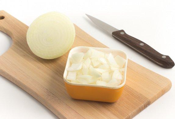 Sekaná a brambory v páře