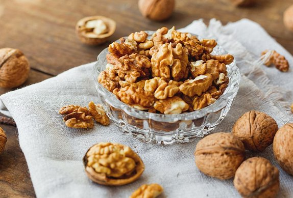 Plněné ořechy III.
