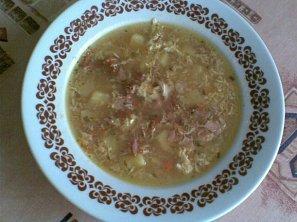 Znamenitá bramborová polévka