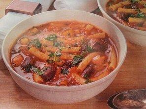 Farmářská polévka