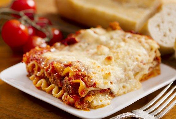 Tradiční italské lasagne
