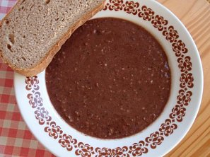Prdelačka z jelítka - jíšková