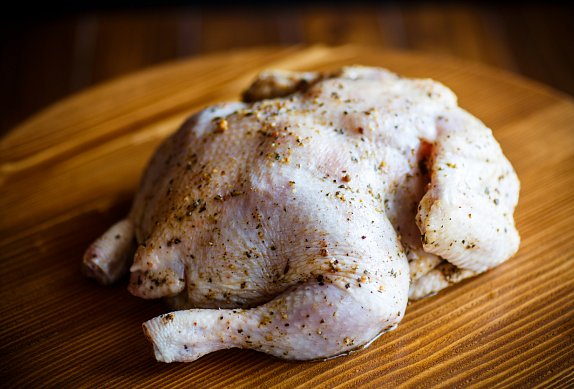 Výborný kuřecí salát