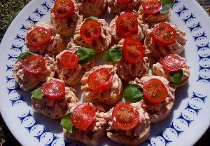 Pomazánka se sušenými rajčaty