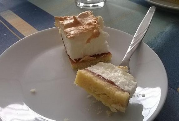 Pěnový koláč
