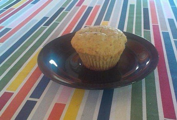 Avokádové muffins