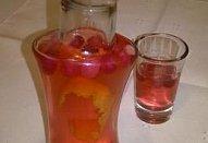 Brusinková vodka