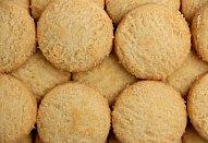 Kokosové vánoční cukroví