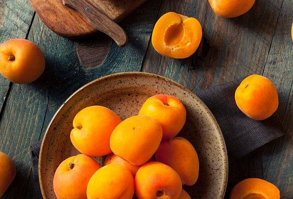 Meruňkové bonbony