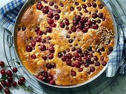 Třešňový koláč II.