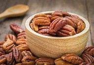 Ořechové kytičky