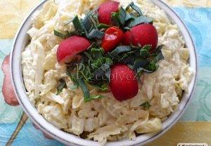 Bramborový salát pikant