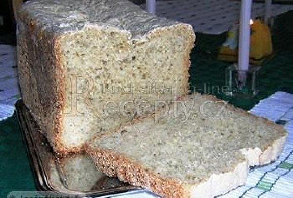 Obyčejný chléb se zrníčky
