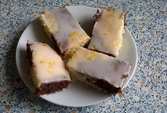 Babiččin sádlový koláč
