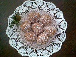 Tatrankové ořechy s čokoládovým krémem