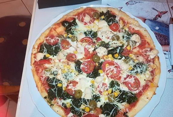 Těsto z naší pizzerie