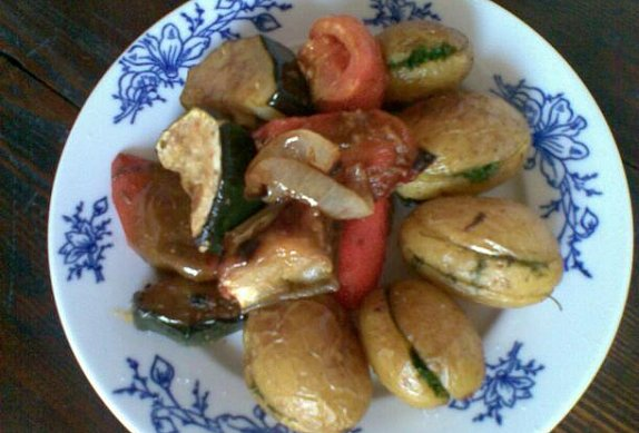Grilovaná zelenina photo-0