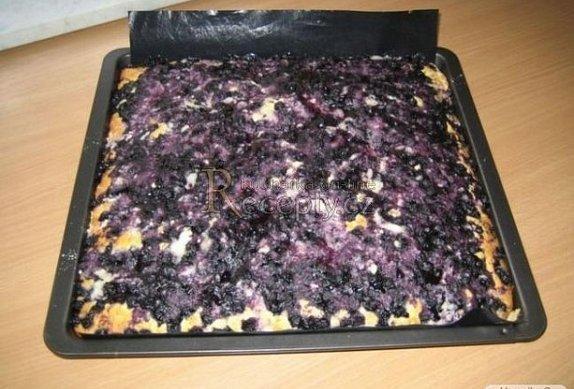 Fajn koláč (s různým ovocem)