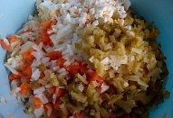 Bramborovo-celerový salát