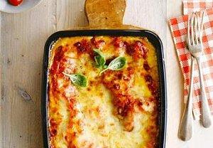 Lasagne s hovězím masem