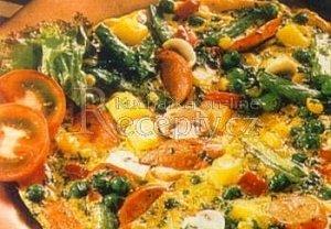 Víkendová omeleta