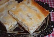 Piña colada - koláč