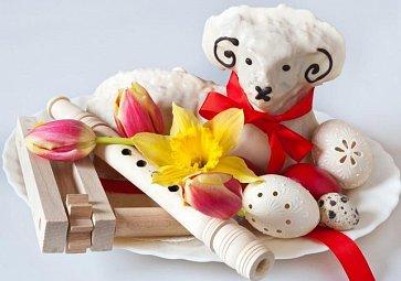 Tradiční Velikonoce: Co nesmí chybět na českém stole?